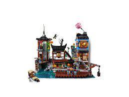 NINJAGO® City Docks 70657 | NINJAGO® | Buy online at the Official LEGO®  Shop AU