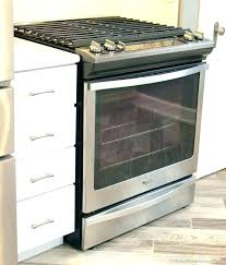 home depot drop in stove gas top slide my stoves 27 inch range electric r a5