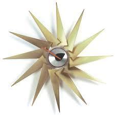 vitra nelson turbine clock by george