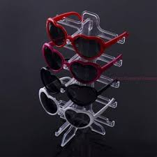 2019 big s fashion portable clear acrylic plastic rack glasses stand frame foldable sunglasses display holder from jewelrydisplay 5 03 dhgate com