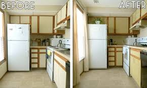 diy kitchen cabinet makeover before after how to make over kitchen cabinets without paint faux burlap diy kitchen cabinet makeover