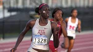 Athing Mu: Meet Olympics 800 meter ...