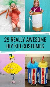 29 diy kid costume ideas