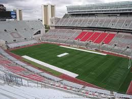 Ohio St Football Stadium Seating Chart Ohio Stadium View From Section 14c Vivid Seats