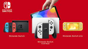 Nintendo Switch OLED model Preview ...