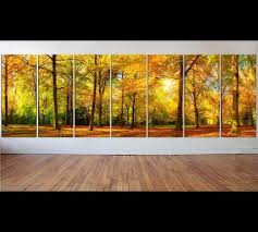 autumn landscape large wall art 46 ready to hang canvas print on large prints wall art with extra large canvas prints at zellart canvas arts