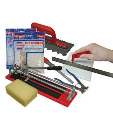 tilers tool kit bundle with a complete list of tiling tools