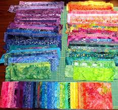 Scrap Quilt Ideas: Chop Suey in Batiks - The Quilting Company & fabric resized Scrap Quilt Ideas: Chop Suey in Batiks Adamdwight.com