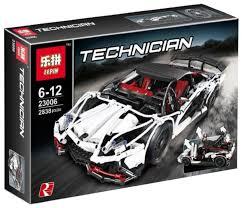 Конструктор Lepin Technican 23006 <b>Lamborghini Aventador LP</b> ...