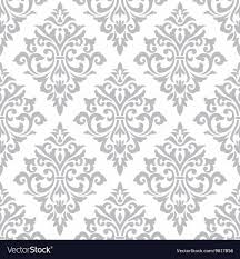 Stencil Art Designs For Walls Seamless Damask Stencil Pattern Wall Background