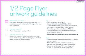 brochure half page brochure template half page brochure template medium size