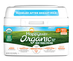 Organic Baby Formula Guide Gimme The Good Stuff
