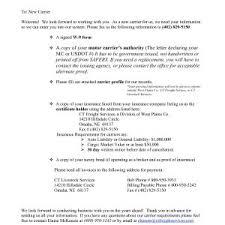 New Sample Certification Letter For Proof Of Billin New Sample