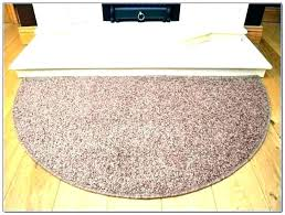 half round rug area rugs semi circle crochet pictures for ruger half round rug