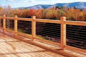 raileasy cable railing