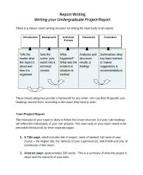 writing sample for internship internship report template doc details file format internship report
