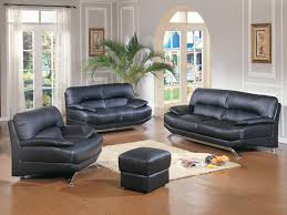 Sofa   Wonderful Contemporary Living Room Design With - Black couches living rooms
