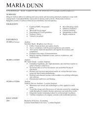 Incredible Decoration Internal Auditor Resume Internal Auditor