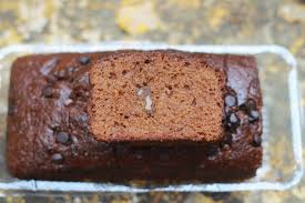 Chocolate Walnut Cake Loaf Recipe Eggless Cake Recipes