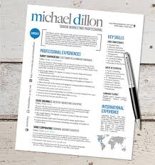 The Michael Resume Design - Graphic Design - Marketing - Sales - Real  Estate - Customer