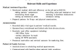 15 Doctor Resume Templates Free Samples Examples. Medical With ...