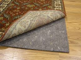 rug pad for carpet stagger pads premiere luxe hold stop custom cut decorating ideas 5