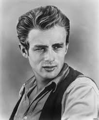 Coif your hair. Well-done hair is an essential element of the smoldering look. james dean. 4. Unzip your jacket just enough to keep it sexy and mysterious. - o-JAMES-DEAN-570