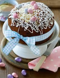 Easter Lemon Drizzle Cake Sainsburys Magazine