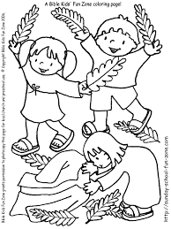 Small Picture Sunday School Coloring Page FunyColoring