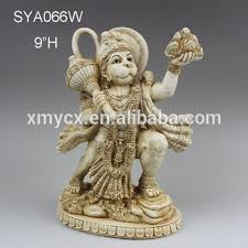 handmade polyresin hanuman statue for home indoor decoration buy