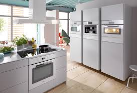 Kitchen Design White Appliances Gallery Of Cosy Modern Kitchen With White Appliances On