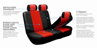 30 luxury high quality bench seat covers