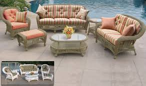 Top Contemporary Cushions For Outdoor Wicker Furniture Regarding