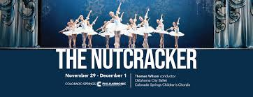 Colorado Ballet Nutcracker Seating Chart The Nutcracker Colorado Springs Philharmonic Pikes Peak