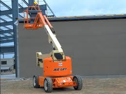 eaj electric boom lift jlg e450aj