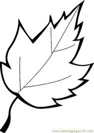Small Picture Free Printable Leaf Coloring Pages For Kids Intergenerational