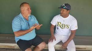 Alexei Hernández aún sueña con jugar béisbol profesional - YouTube