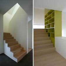 Double Storey Stairs Designs Two Storey House Design With Beautiful Green Yard Staircase