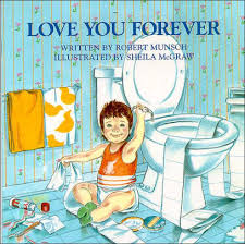 Robert Munsh Love You Forever Book Printables