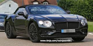 2018 bentley sport. simple sport 2018 bentley continental gt convertible on bentley sport