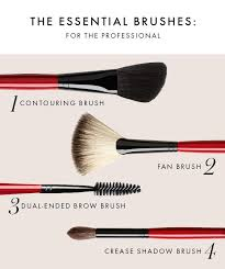 the only makeup brushes you ll ever need based on your skill level health