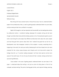thesis statement examples for book essays how to write a example the reflective essay mr connor s class
