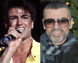 george michael then now. Brilliant Michael George Michael Throughout Then Now E