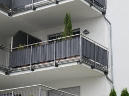 Balkonumrandung