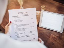 Applicant Resumes How To Use Resume Keywords To Land An Interview
