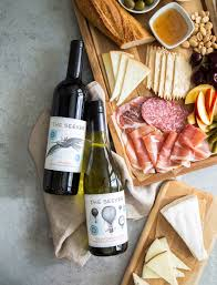 Italian Wine And Cheese Pairing Chart Meat And Cheese Board And Wine Pairing The Little Epicurean