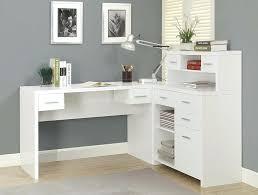 cheap home office furniture. White Office Desk Modern Home Ideas L Shape Cheap Furniture