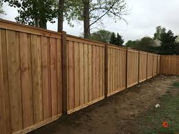 wood privacy fences. 7 Tall Cedar Privacy Fence With 6x6 Posts 2x6 Top Cap 6 Within Design 2. Architecture King Style Wood Fences
