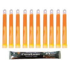 Cyalume Chemical Light Sticks