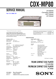 sony cdx r30m wiring diagram wiring diagram and schematic pioneer cdx m
